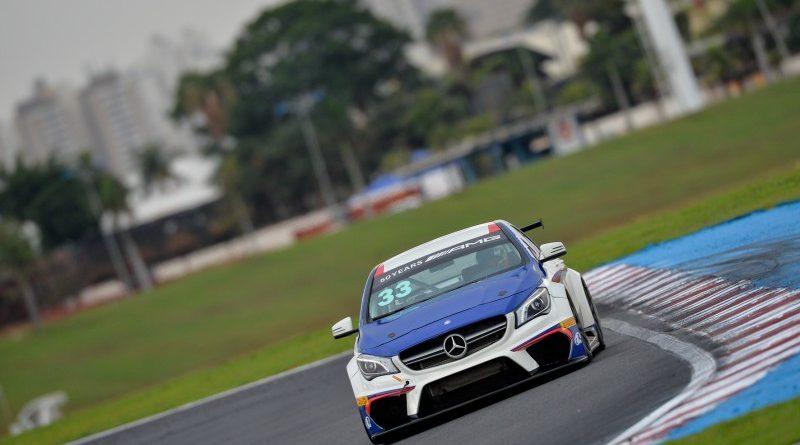 Mercedes-Benz Challenge: Rabelo lidera último treino antes da classificação