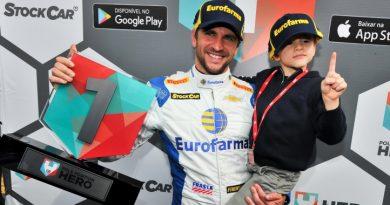 Stock Car: Daniel Serra é o pole position da Goiânia 500