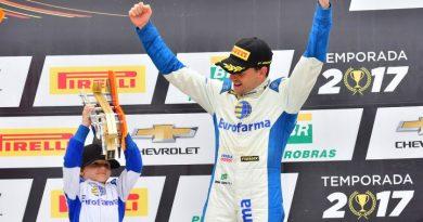 Stock Car: Daniel Serra vence a primeira na Goiânia 500