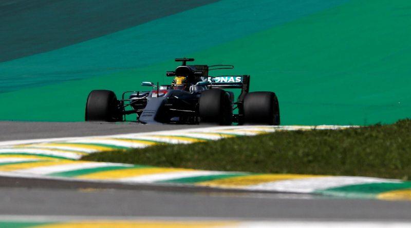F1: Hamilton é o mais rápido no 1º treino livre para o GP do Brasil, com direito a novo recorde da pista