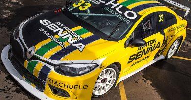Brasileiro de Marcas: Carro da RZ Motorsport terá ação especial para divulgar o Ayrton Senna, O Musical