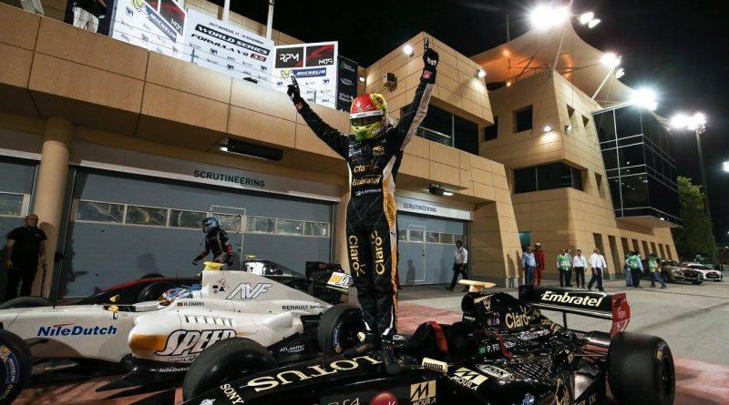 F1: Pietro Fittipaldi destaca importância de título para abrir portas na Fórmula 1