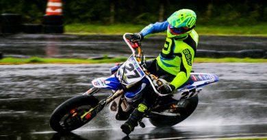 Moto: Chiquinho Velasco é campeão Brasileiro e Paulista de Supermoto 2017, categoria SM4