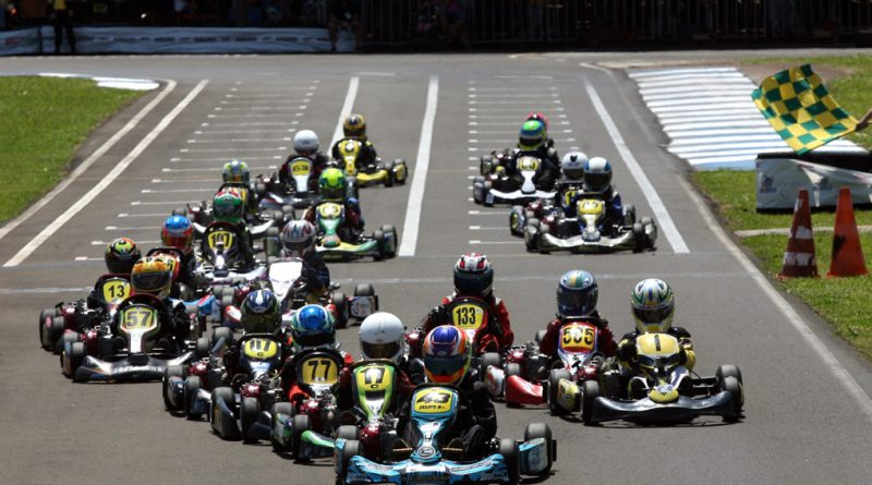 Kart: Campeões do Paranaense de Kart serão conhecidos neste sábado em Londrina