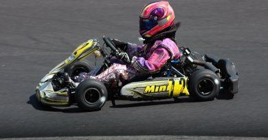 Kart: Antonella Bassani representa o Brasil no Campeonato Mundial de Rotax, em Portugal