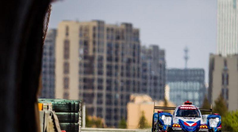 WEC: Senna faz a diferença e sai na pole na China