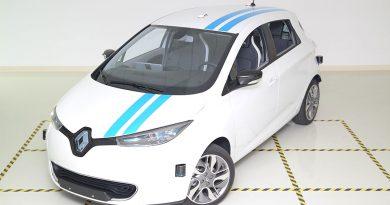 Renault revela sistema autônomo capaz de evitar obstáculos com a mesma precisão de pilotos de teste