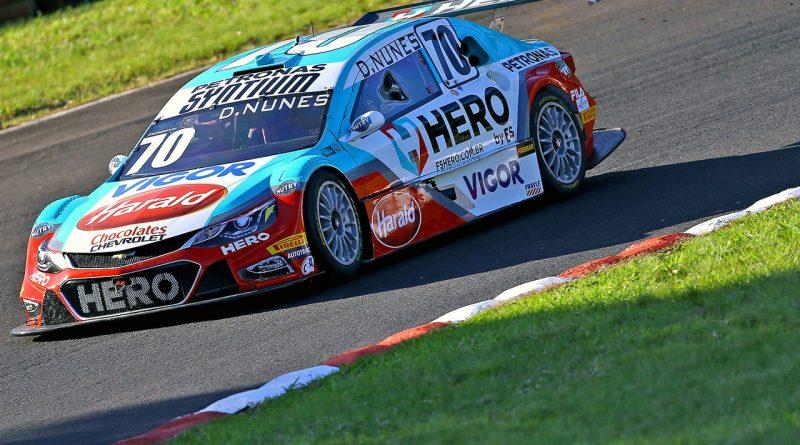 Stock Car: Diego Nunes acelera na pista preferida com aumento de potência