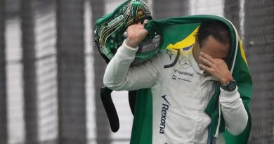 F1: Agora é pra valer, Felipe Massa anuncia adeus da Fórmula 1 após fim da temporada