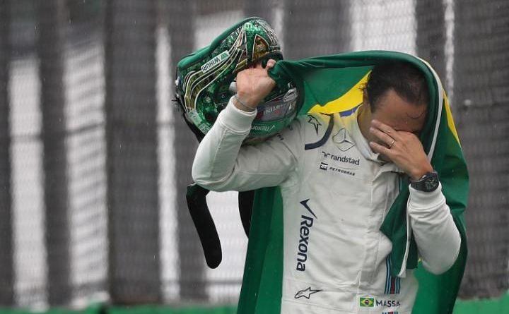 F1: Fora da Fórmula 1, Massa deve voltar às pistas só no fim de 2018