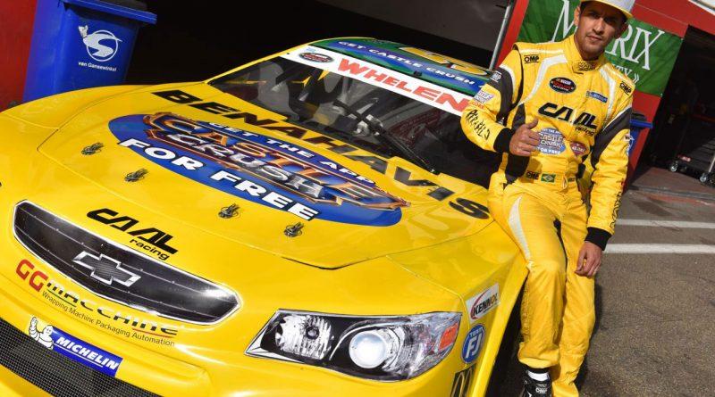 EuroNascar: Mineiro Felipe Rabello é um dos 10 melhores pilotos internacionais