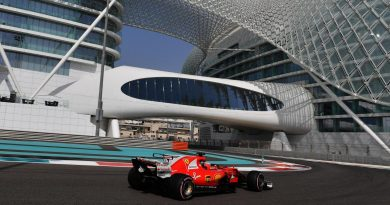 F1: Raikkonen lidera 1º dia de testes em Abu Dhabi; Kubica é 9º