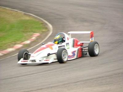 Formula 1.6: Vitória de Fernando Stédile e Eduardo Espírito Santo na primeira etapa
