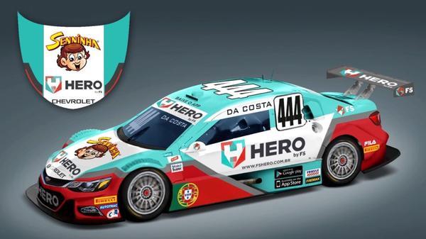 Stock Car: HERO Motorsport anuncia mais uma estreia em 2017