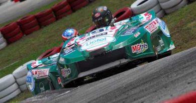 Kart: Maluhy lidera primeiros treinos das 500 Milhas de Kart