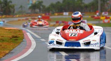 500 Milhas: Rubens Barrichello larga na frente neste sábado com o Kart 72