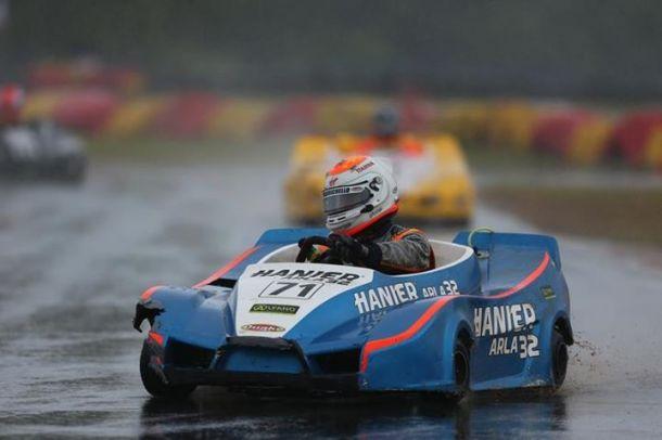 500 Milhas de Kart Beto Carrero: Barrichello, Kanaan, Giaffone, Suzuki e di Mauro vencem