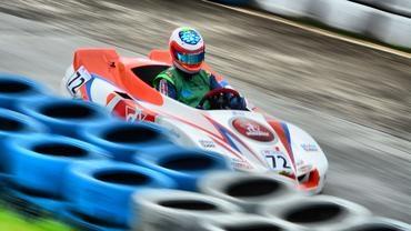 500 Milhas de Kart: Equipe liderada por Rubens Barrichello faz a pole position nas 500 Milhas de Kar