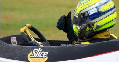 500 Milhas de Kart: Slice/Fittipaldi larga na pole position para a 16ª edição 500 Milhas de Kart