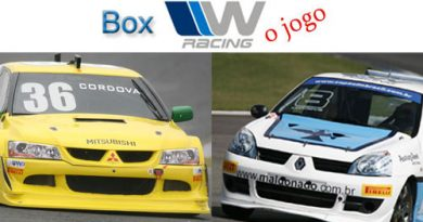 Box WRacing - O Jogo