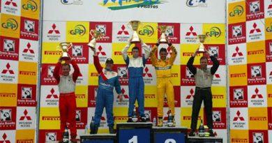 Brasileiro de Marcas: Sanito Cruz Jr. é vice-campeão do Brasileiro de Marcas e Pilotos na vitória de Augusto Passos