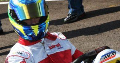 Kart: Bruno Pacetti vence a 2ª bateria da Fórmula 4 e é o campeão