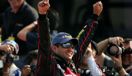 Busch Series: No México, Montoya vence pela primeira vez