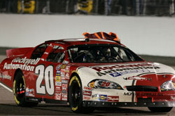 Busch Series: Denny Hamlin vence a Diamond Hill Plywood 200 em Darlington