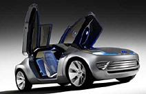 Outras: Ford lança carro-conceito que faz 152 km/l