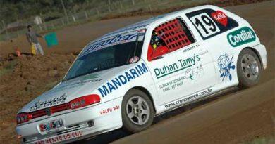 Catarinense: Alexandre Frankenberger defende a liderança na Copa Norte de Automobilismo