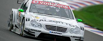 DTM: Inglês sai na pole em Lausitzring