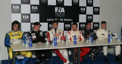 ETCC: Em Adria, Tomas Engstrom sai na pole-position