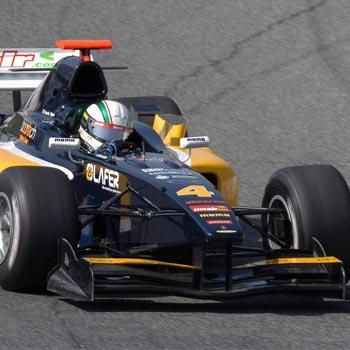 F3000 Européia: Equipes testam em Vallelunga