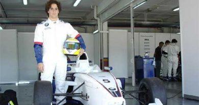 F-BMW: Ricardo Favoretto marca teste na categoria norte-americana