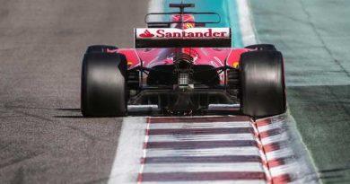 F1: Vettel finaliza testes de pneus em Abu Dhabi como mais rápido