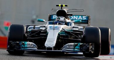 F1: Valtteri Bottas marca a pole-position em Abu Dhabi