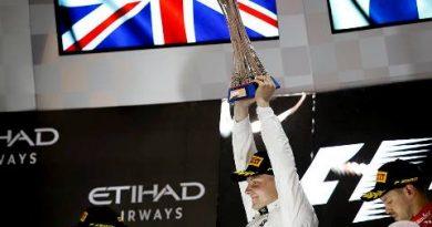 F1: Valtteri Bottas vence GP de Abu Dhabi