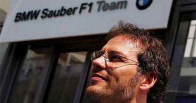 F1: Villeneuve está fora da BMW-Sauber