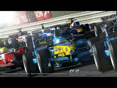 Outras: Confira o Preview do jogo Formula One 2006
