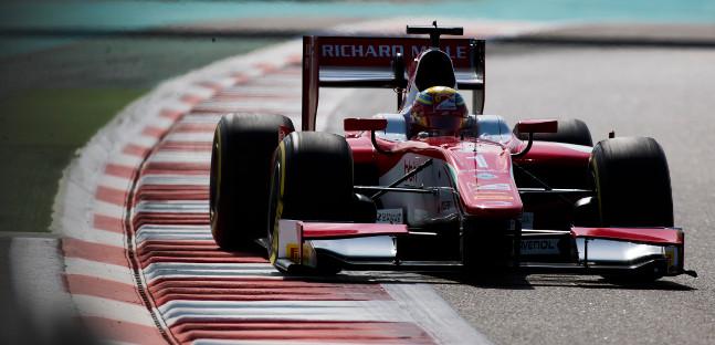 F2: Artem Markelov e Charles Leclerc vencem em Abu Dhabi