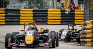 F3 Macau: Dan Ticktum vence a 64ª edição do GP de Macau