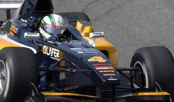 F3000 Européia: Davide Rigon marca a pole em Vallelunga