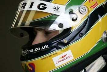 Outros: Bruno Senna corre em prova de celebridades no GP do Bahrein