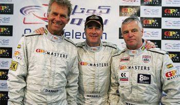 GP Masters: Pole no Catar é de Mansell