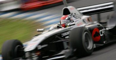 F-Nippon: João Paulo quer seguir pontuando