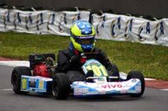 Kart: Jonathan Louis vai até São Paulo para treinar