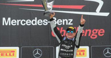 Mercedes-Benz Challenge: Em Goiânia, Vitte conquista primeira vitória na CLA AMG Cup