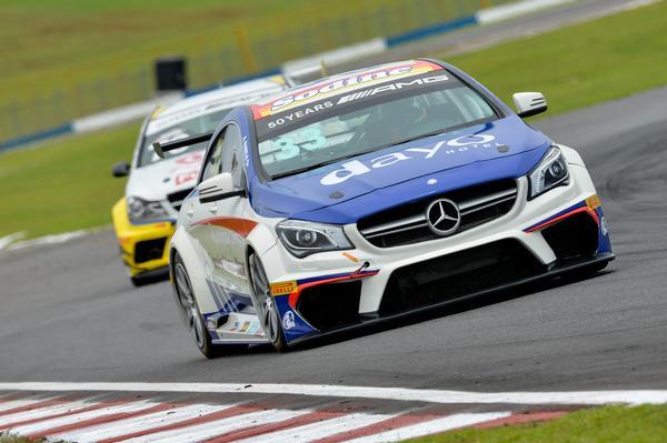 Mercedes-Benz Challenge: um centésimo de segundo define pole em Goiânia