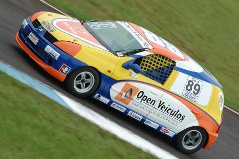 Outras: Ingmar Biberg importa layout da F-1 para o grid do Regional de Marcas & Pilotos