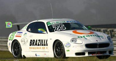 Trofeo Maserati: Hahn vence, mas não leva. Mazzochi fatura etapa de Curitiba